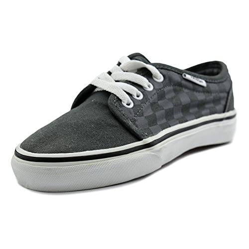 Vans - Zapatillas para Hombre Dark Shadow/True White Checkered: Amazon.es: Zapatos y complementos