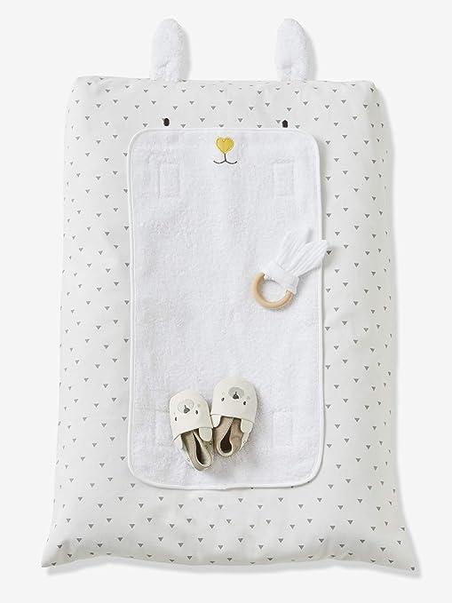 Vertbaudet Funda para Cambiador de bebé, diseño de Conejo ...