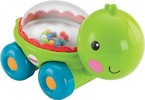 Fisher Price - Tortuguita bolitas saltarinas (Mattel BGX29), surtido: modelos/colores
