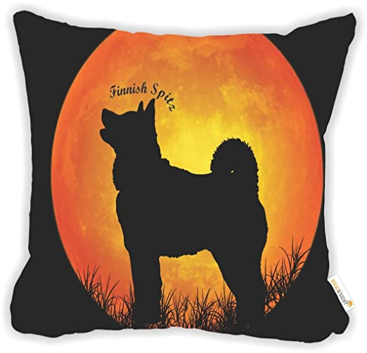 Rikki knightminiature Pinscher perro silueta por Luna ...