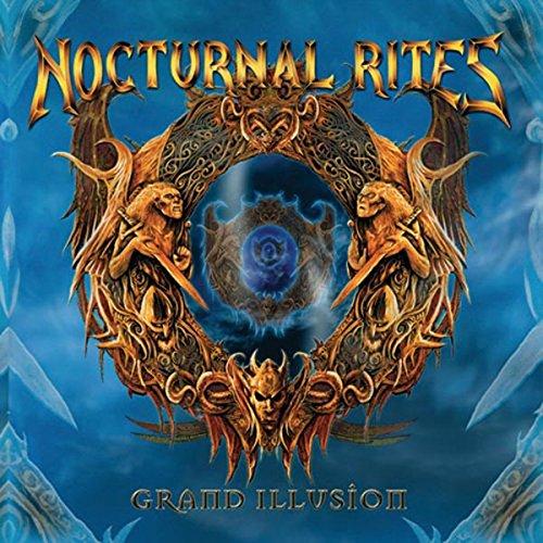Nocturnal Rites: Grand Illusion [Vinyl LP] [Vinyl LP] [Vinyl LP] [Vinyl LP] (Vinyl)