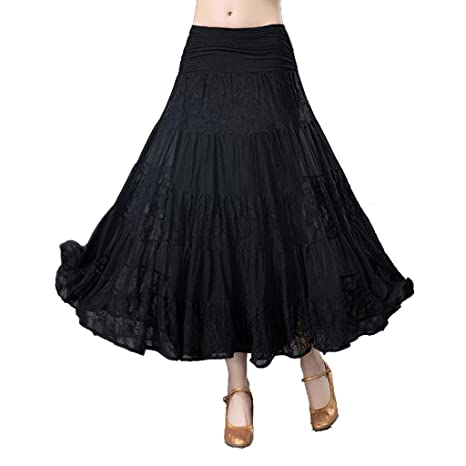best website f425d 13ad8 Wgwioo Ballroom Dancing Waltz Dancing Gonne Party Gonne ...