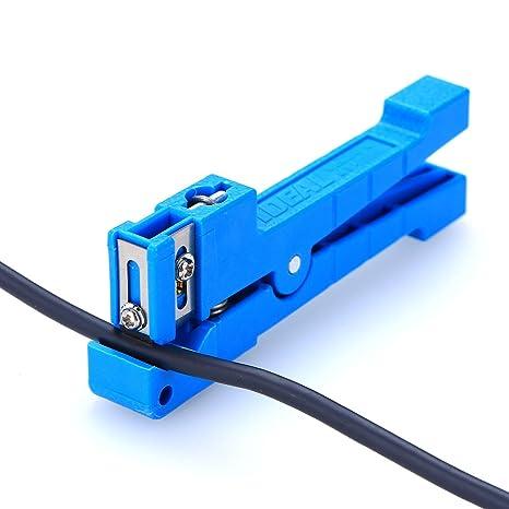 Cable de fibra óptica herramienta 45 – 163 Cable de Loose Tubo transversal Cable de fibra