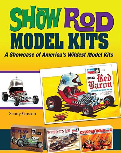 Show Rod Model Kits: A Showcase of America's Wildest Model Kits (Cartech) ()