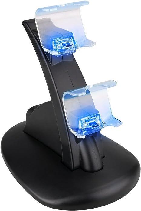 MOFIR Soporte de carga de Controlador Juegos para Playstation 4 ...