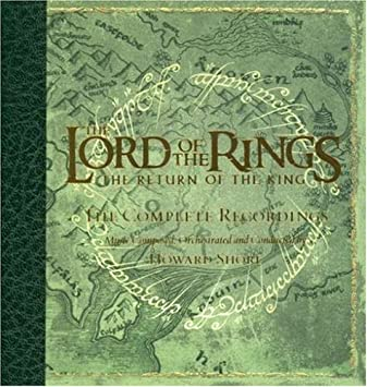 Howard Shore The Lord Of The Rings The Return Of The King The
