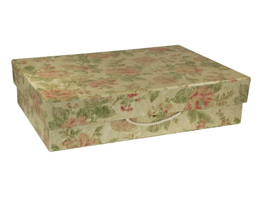 Foster-Stephens, inc Colorful Wedding Dress Storage & Travel Box Antique Gold by Foster-Stephens, inc
