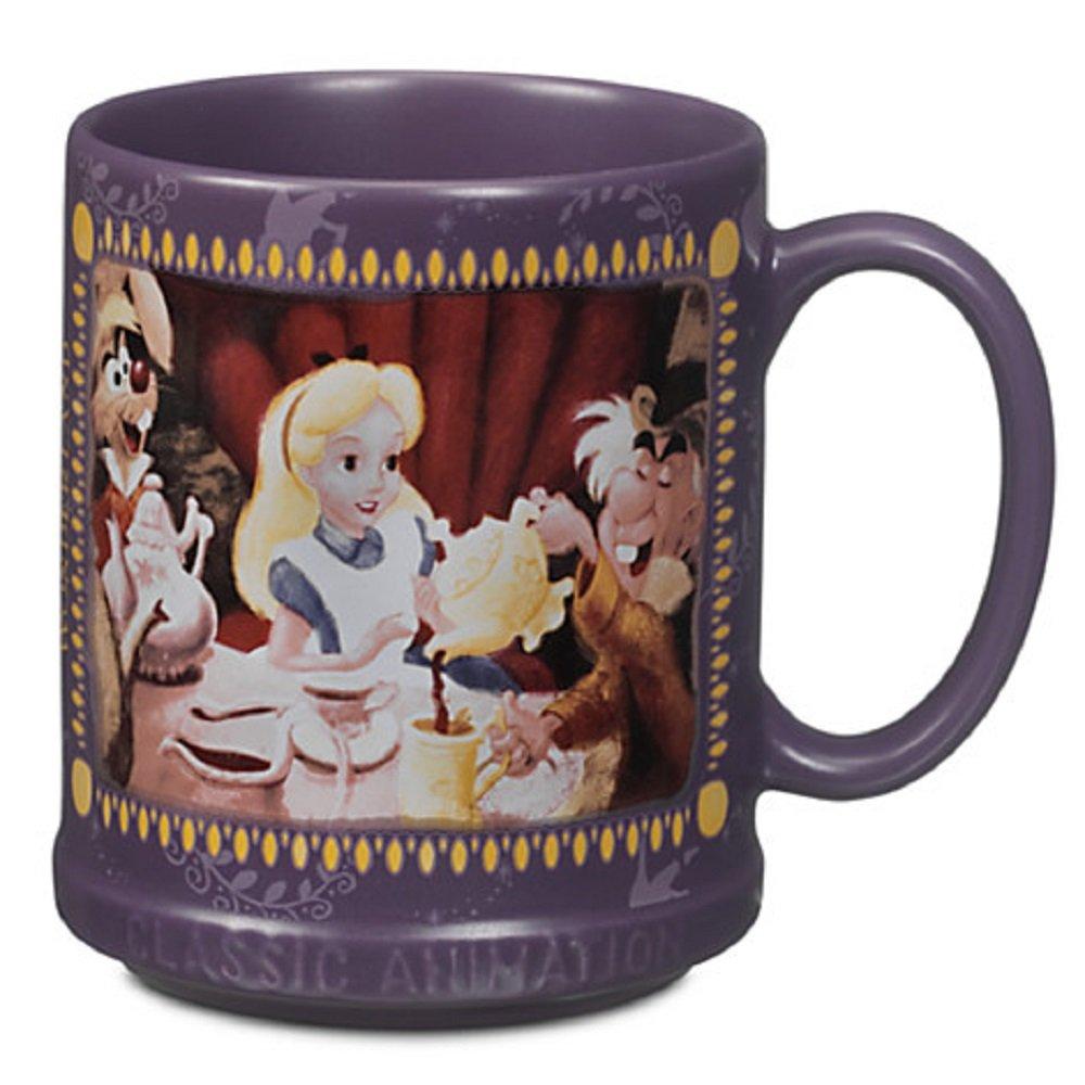 Disney Store Alice in Wonderland Classic Animation Collection Coffee Mug