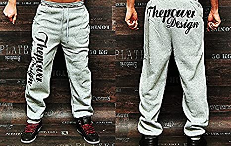 Pantalón de chandal de hombre pantalones de chándal para hombre ...