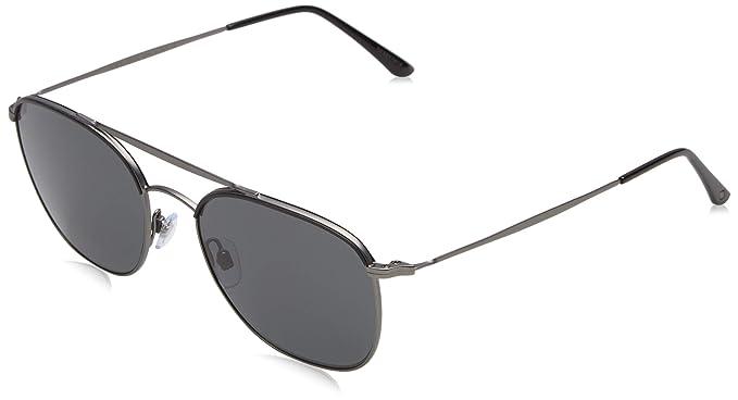 Armani GIORGIO 0AR6058J Gafas de sol, Black/Matte Gunmetal ...