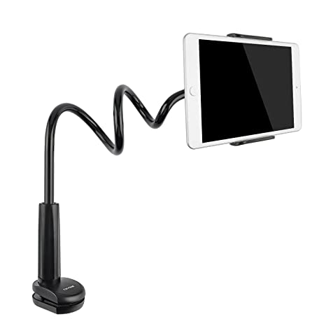 Magnificent Tryone Gooseneck Tablet Stand Tablet Mount Holder For Ipad Iphone Series Nintendo Switch Samsung Galaxy Tabs Amazon Kindle Fire Hd And More 30In Download Free Architecture Designs Meptaeticmadebymaigaardcom