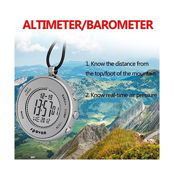 Spovan-Silver-Pocket-Watches-Compass-Altimeter-Barometer-Stopwatch