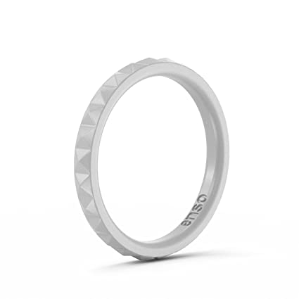 Enso Womens Stackable Silicone Rings Amazon Ca Sports Outdoors