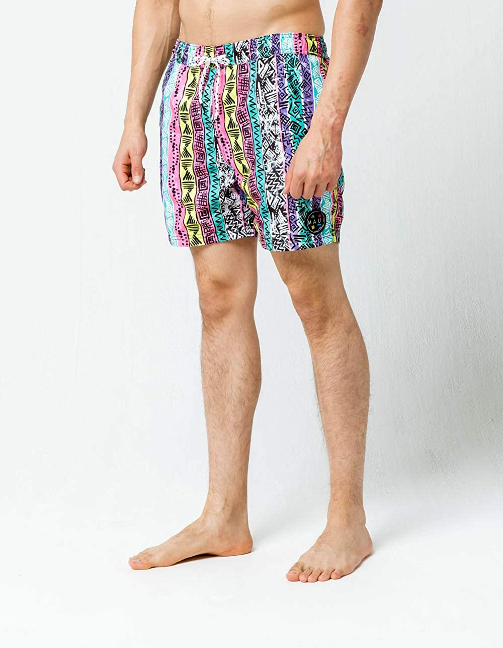 8c4568f6b5 Maui and SONS Recall Volley Shorts at Amazon Men's Clothing store: