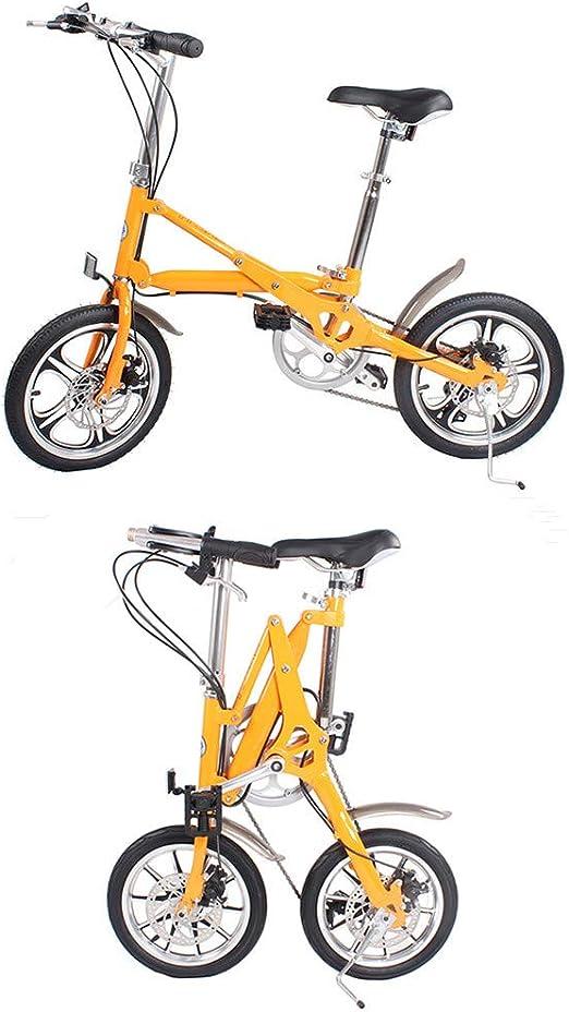 High Quality Bicicletas Plegables de aleación de Aluminio de 14 ...