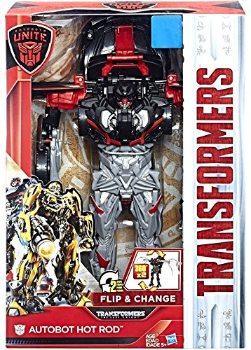 Amazon Com Transformers The Last Knight Autobots Unite 11 Inch
