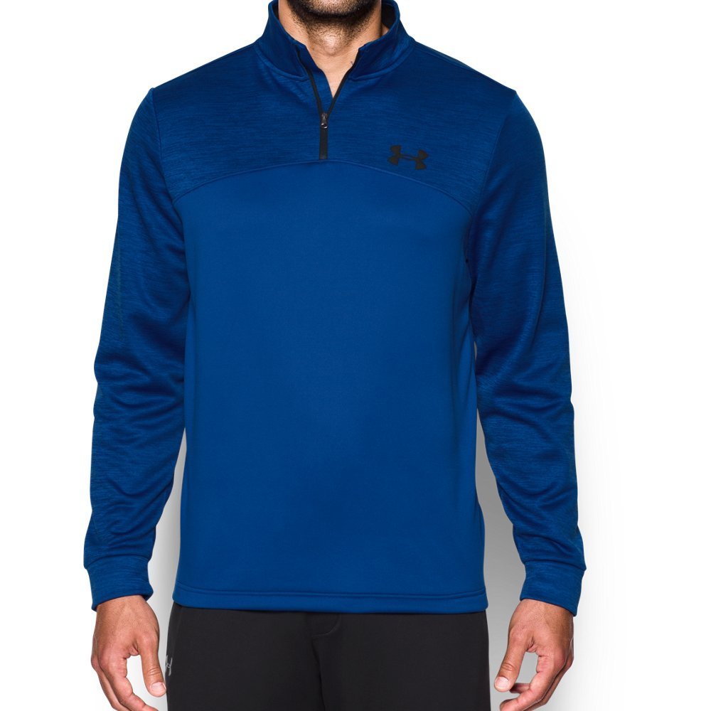 39983eed2e958 Under Armour Af Icon 1  4 Zip Sweat-Shirt Homme Under Armour Apparel 1286334