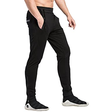 super cheap volume large moderate cost EU Men's Joggers Active Running Pants Workout Gym Trousers Jogger Pant