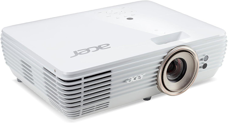 Acer Home V7850 Video - Proyector (2200 lúmenes ANSI, DLP, 2160p ...