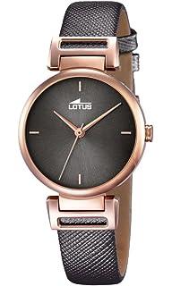 Relojes lotus mujer correa de piel