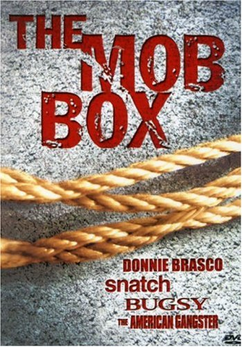 The Mob Box Set (Donnie Brasco / Snatch / Bugsy / The American Gangster) (Dvd Snatch)