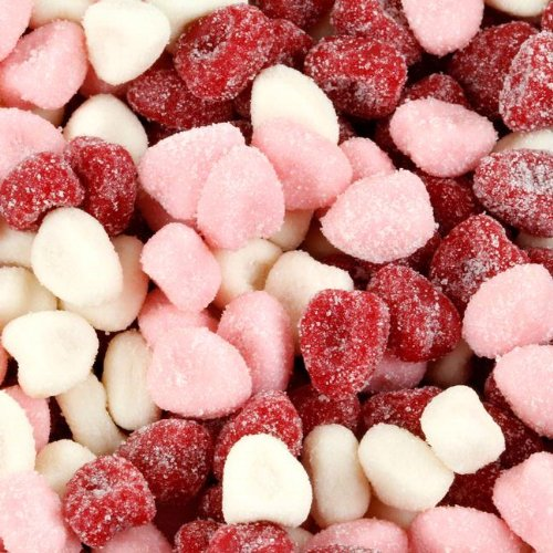 Jelly Belly Petite Hearts Candy