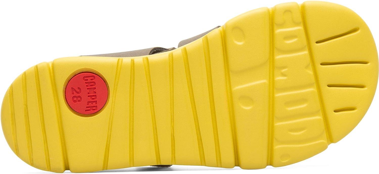 Sandalias con Tira Vertical para Ni/ños Camper Oruga Sandal Kids