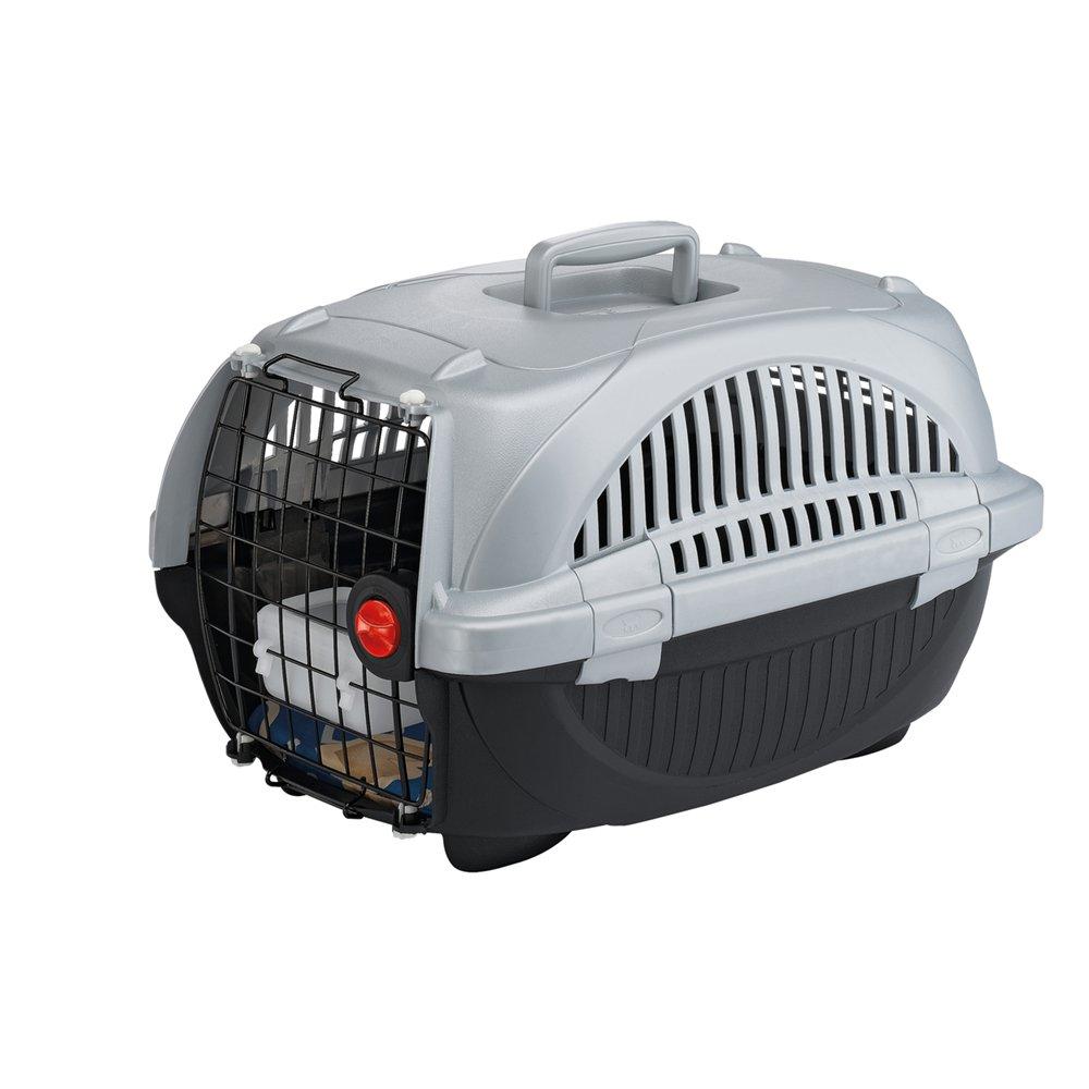 Ferplast Atlas 10 deluxe, panier de Transport pour Chats et chiens Colori noir 73032899W1