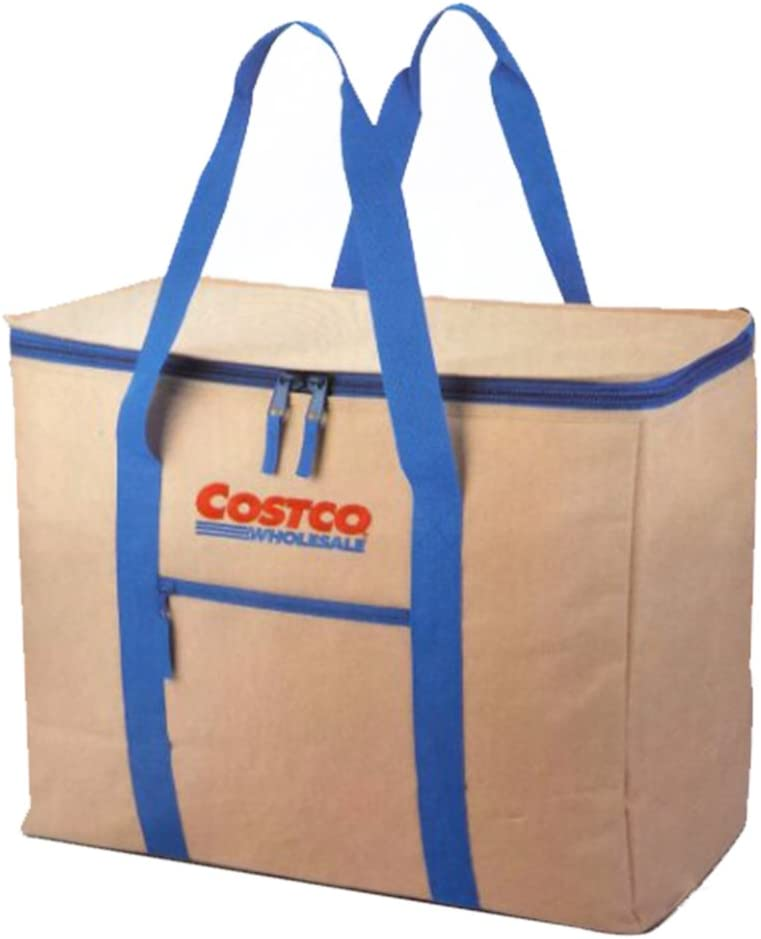 Costco ¡ original cooler bag (cold-warm) one / shopping bag: Amazon.co.uk:  Kitchen & Home