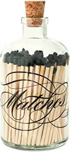 Skeem Design Large Apothecary Calligraphy Matches