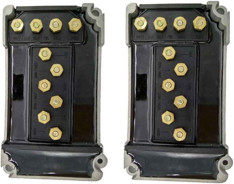 Li Bai Two (2) CDI Module Switch Box 50-275 HP Mercury Outboard Motor 332-7778A12 332-7778A9 332-7778A6 332-7778A3 332-5524A1 332-7778A1 332-7778A7
