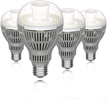 4-Pack SGLEDS Enclosed Fixture Rated Bulbs