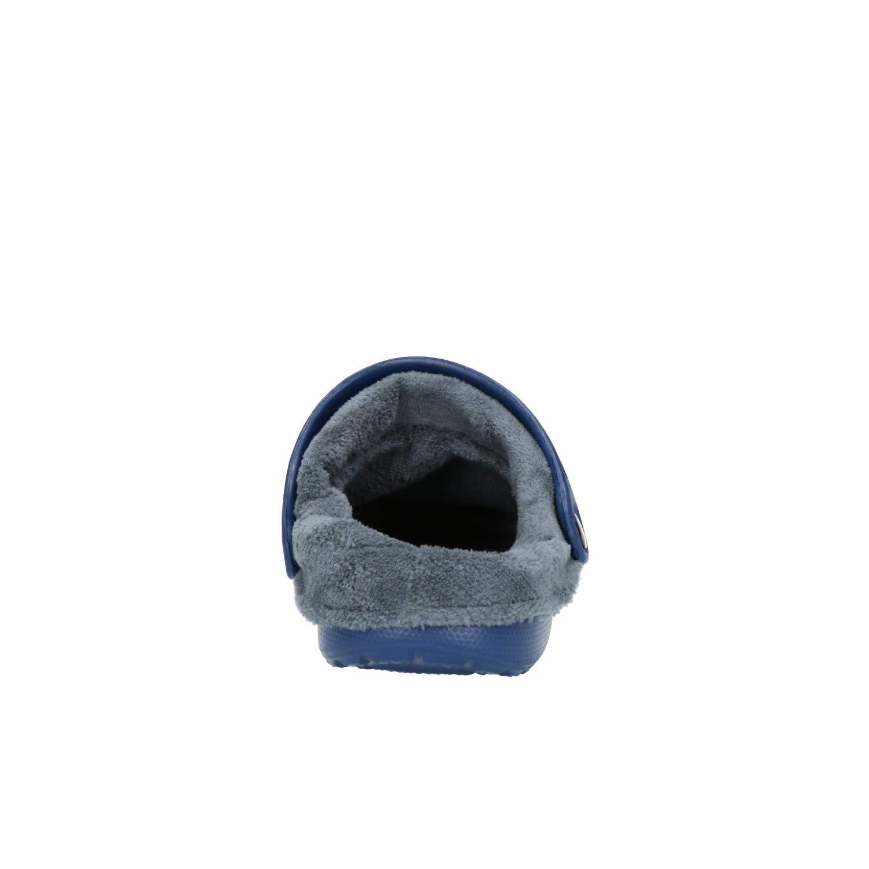 Defonseca Ancona Ciabatte Sabot Blu Clog Uomo M200