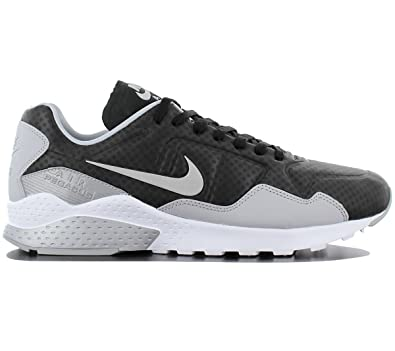competitive price 5a393 57d5b Nike Mens Air Zoom Pegasus 92 PRM, Black  Metallic Silver - Wolf - Grey