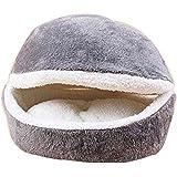 Hamburger / Burger Conception Pet Bed Shell Cat en Forme de Sac de Couchage