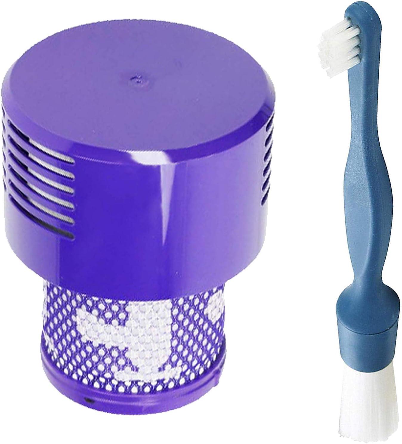 Spares2go - Unidad de filtro lavable + cepillo para aspiradora ...