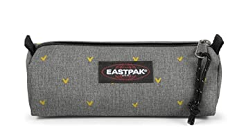 Estuche Benchmark Eastpak Gold Birds EK37205R: Amazon ...