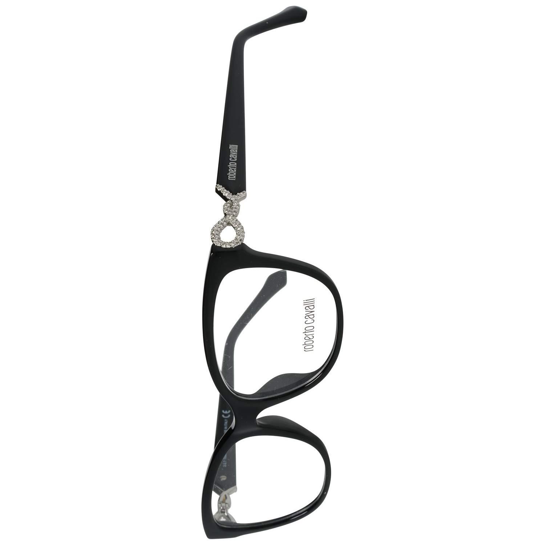 Negro 54.0 para Mujer Roberto Cavalli Rc5017-1-Schwarz Monturas de gafas Schwarz