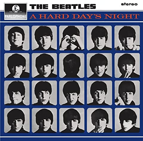 A Hard Day's Night (The Beatles Vinyl Stereo)