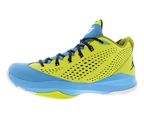 new arrival 7ec90 784e5 Nike Air Jordan CP. 3 VII Chris Paul Basketball Sneaker Different Colors,  EU Shoe Size  EUR 45.5, Color  Green Blue  Buy Online at Low Prices in  India ...