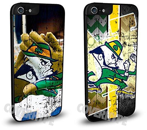 Notre Dame Fighting Irish Cell Phone Hard Plastic Case TW...