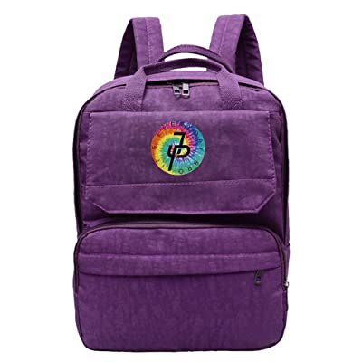 Jake Paul JP Logo Womens Fashion Oxford Casual Shoulder Backpack