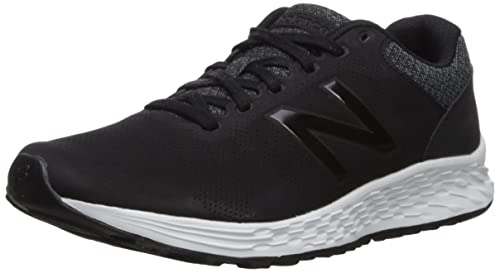 New Balance Womens Arishi v1 Luxe Fresh Foam Running Shoe, Black, ...