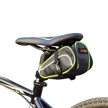 Bolsa para sillín Lmeno grandes bolsas para bicicleta ...