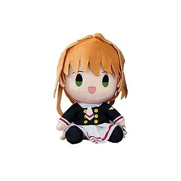Amazon.com: Aries Tuttle Cardcaptor Sakura SYAORAN Cosplay ...