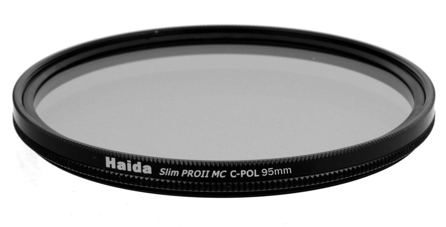 Haida 95mm CPL Slim PROII Multi-Coated Circular Polarizer C-POL Filter 95 MC by Haida