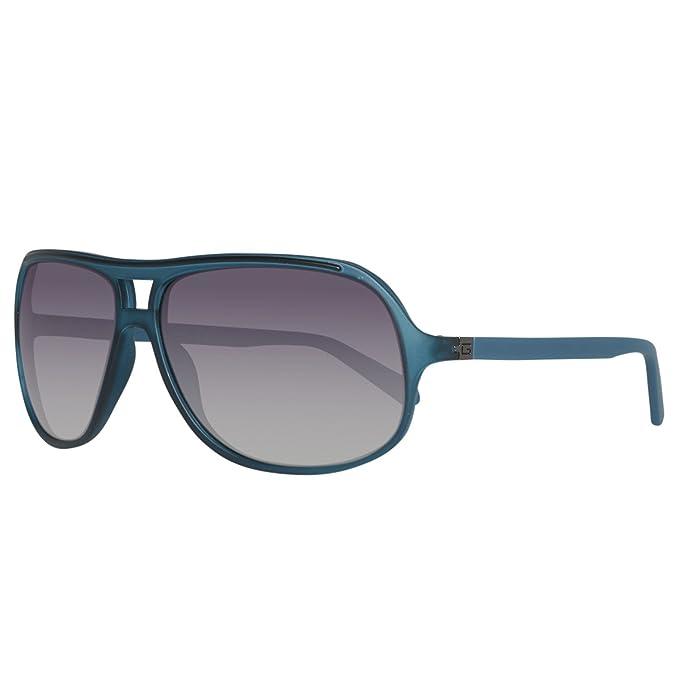 GUESS GU6877_91B, Gafas de Sol para Hombre, Azul (BLU), 64