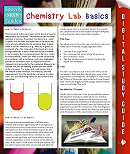 lab study guides study for lab A list of resources to help students study laboratory science.