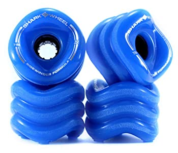 Shark Wheel Sidewinder Longboard Wheels
