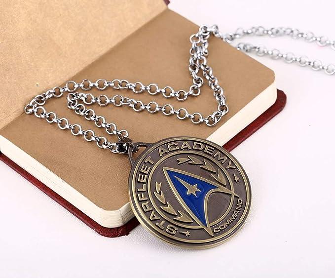 Mct12 - MJ Jewelry Movie Star Trek Bronze Metal Charm ...